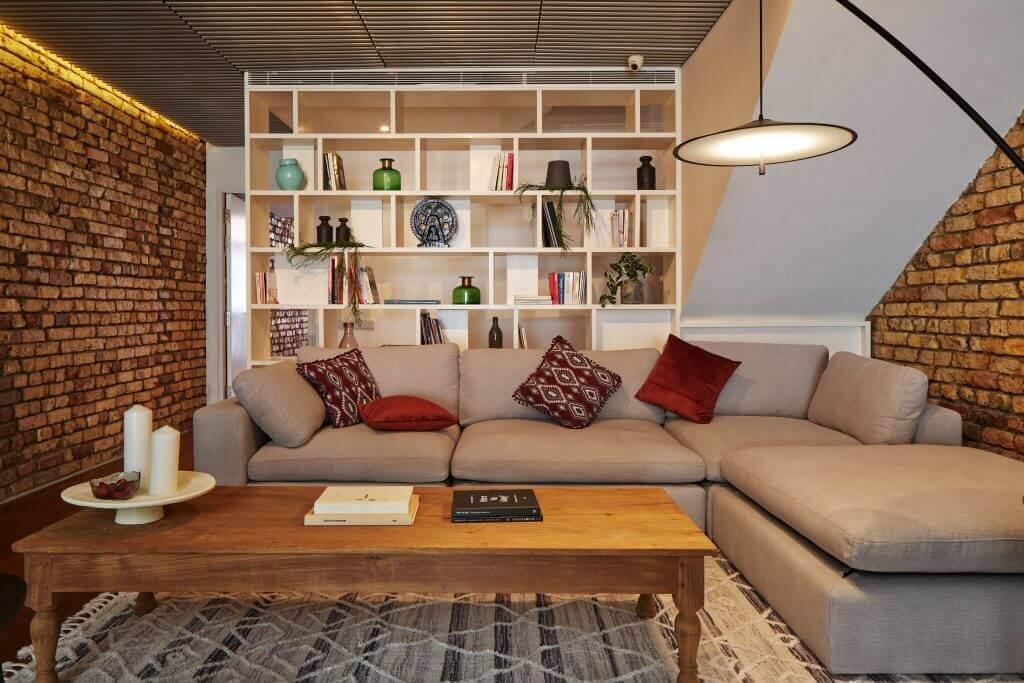 living room at lorong 24a geylang
