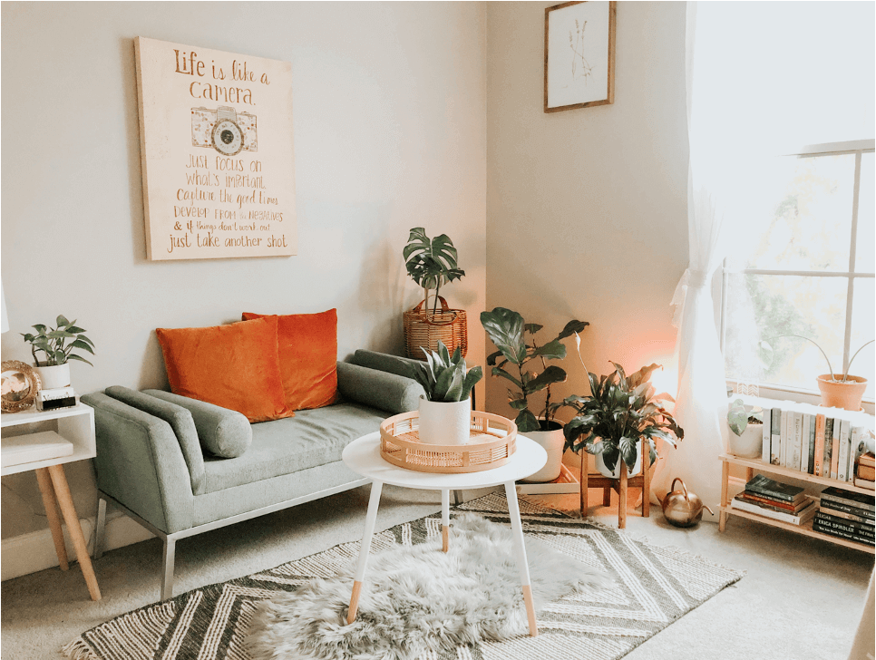 coliving living room